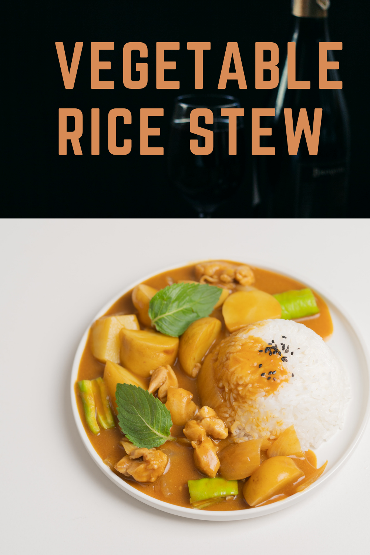 Vegetable Rice Stew