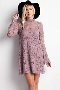 What Color Of Shoes To Wear Mauve Purple Dress