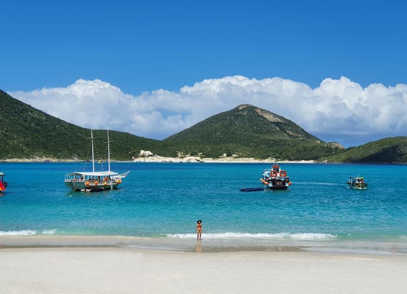 Arraial do Cabo melhor praia