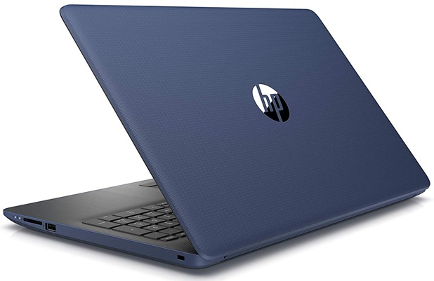 HP 15-db0024ns: procesador AMD A9-9425 + disco duro SSD (256 GB)