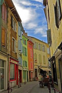Calles de Foix, Francia