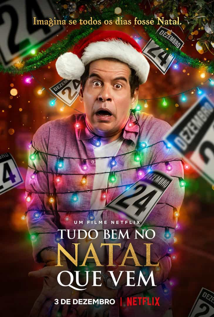 Tudo bem no Natal que vem   Netflix