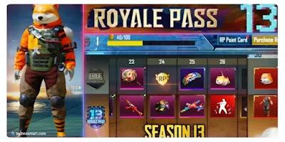 pubg mobile season 13, royale pass leaks