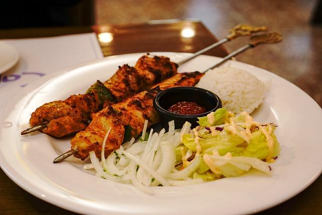 Chicken silk kebab Recipe