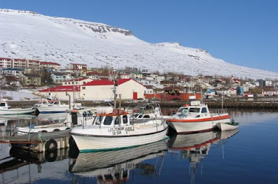 Fáskrúðsfjörður et l'héritage français
