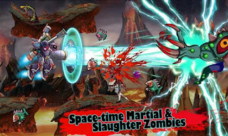 Download Zombie Killer D Edition v2.3 Mod Apk