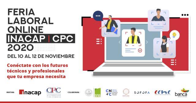 Feria laboral online