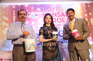 Tamannaah Bhatia at Launch of Kansai Nerolac new products Pics 035.jpg