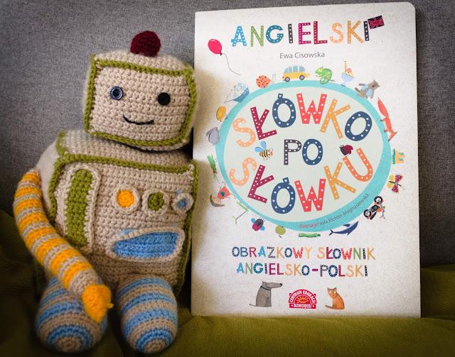 RECENZJA - ANGIELSKI SŁÓWKO PO SŁÓWKU - książka dla dziecka