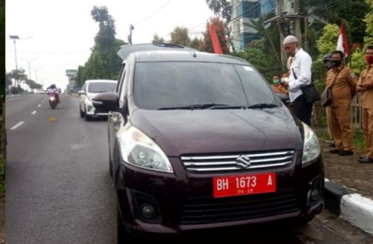 Pencurian Pecah Kaca Mobil di Kota Jambi, Uang dan Emas Milik Seorang ASN Raib