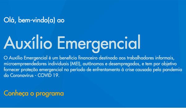 Governo lança site e aplicativo para solicitar auxílio emergencial de R$ 600 à 1,2MIL