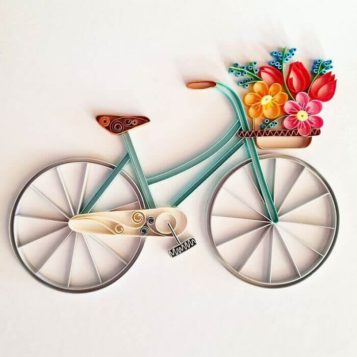12-Bicycle-and-flowers-Gergana-Pencheva-www-designstack-co