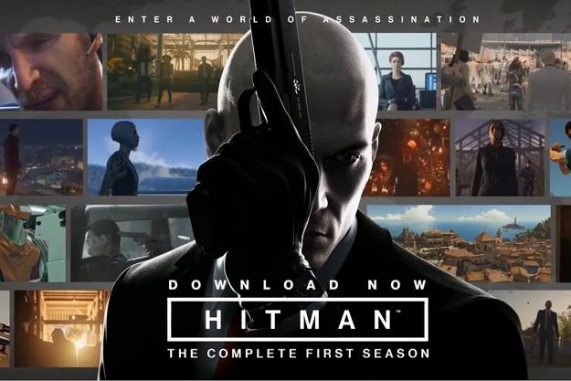 free ps4 game hitman first season
