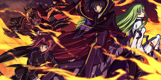Code Geass Compilation Film Trilogy info Revealed, Plus 2 Brand New Spin-off series
