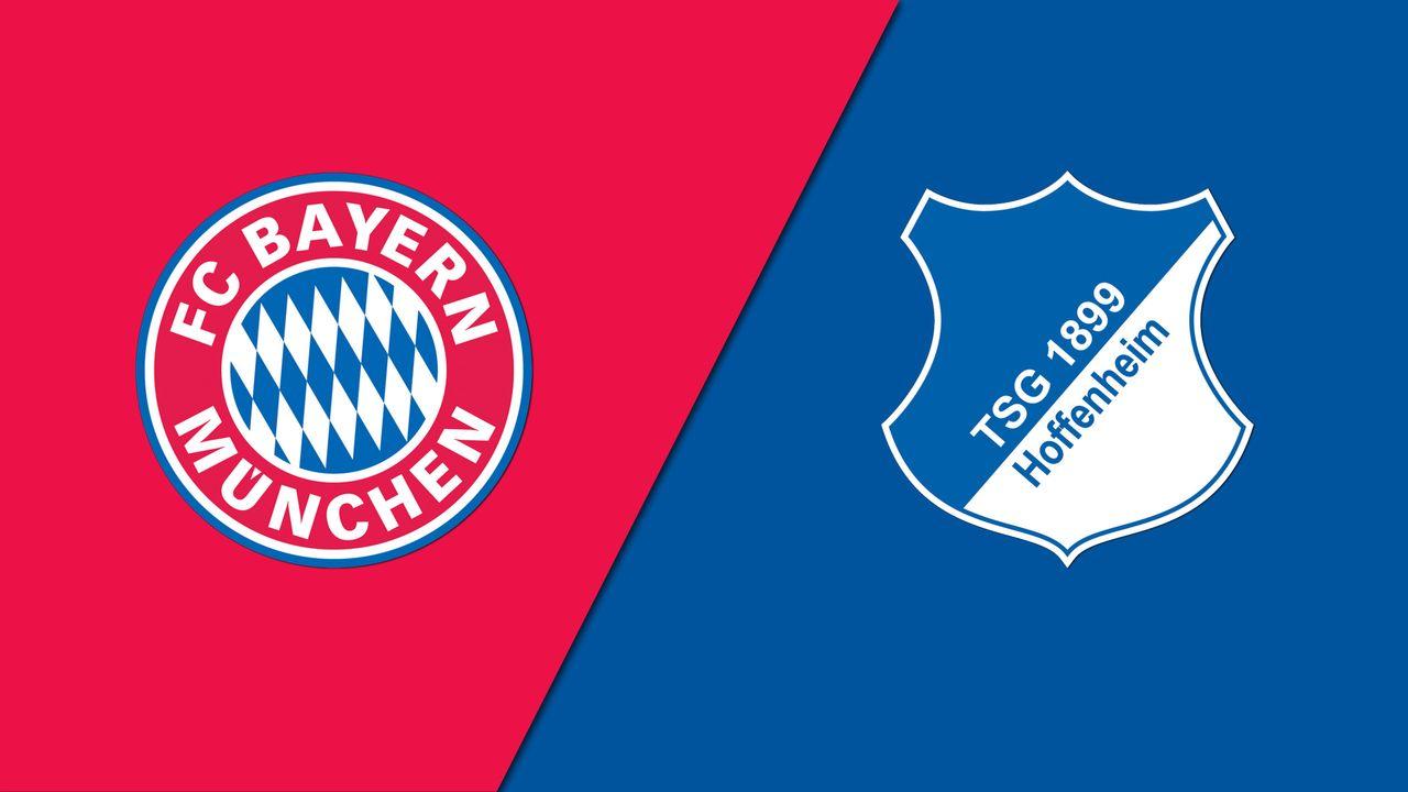 بث مباشر مباراة بايرن ميونخ وهوفنهايم