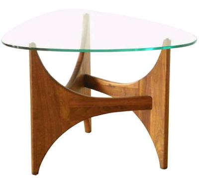 meja pajangan unik
