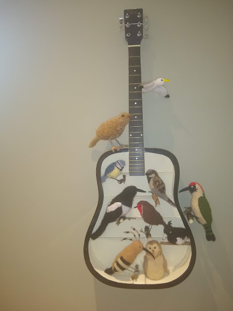 Updated Knitted Aviary