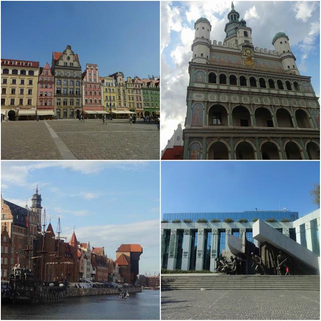 3 meses na Alemanha, República Tcheca e Polônia - Wroclaw, Poznan, Varsóvia e Gdansk