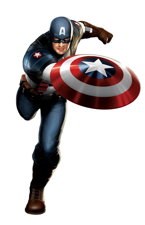 captain america free printable cards