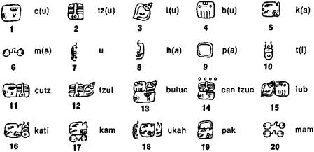 History of the Mayan Language - David's Been Here
