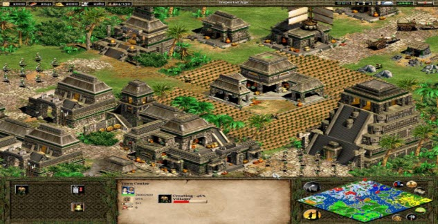 Age of Empires Imperial age
