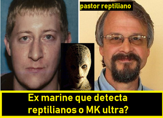 """Kyle Odom el ex marine que podía ver #reptilianos: víctima de """"seres de luz"""" de la NEW AGE o un MK ultra? #Katecon2006"""