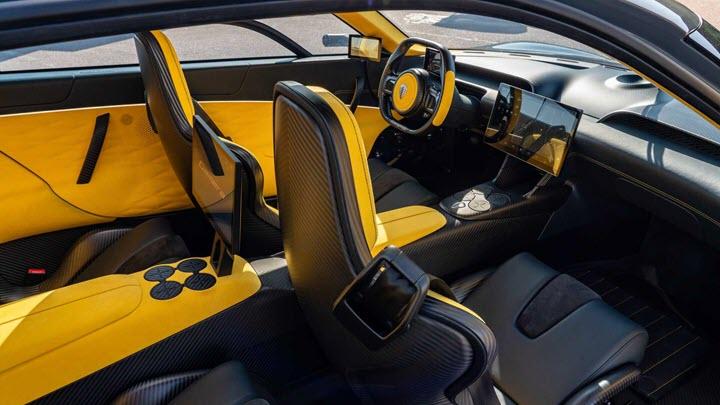 Lận đận như siêu xe Koenigsegg Gemera: Ra mắt hụt xong giờ chiếc đầu tiên xuất xưởng lại được rao bán bởi đại lý… McLaren - Ảnh 2.