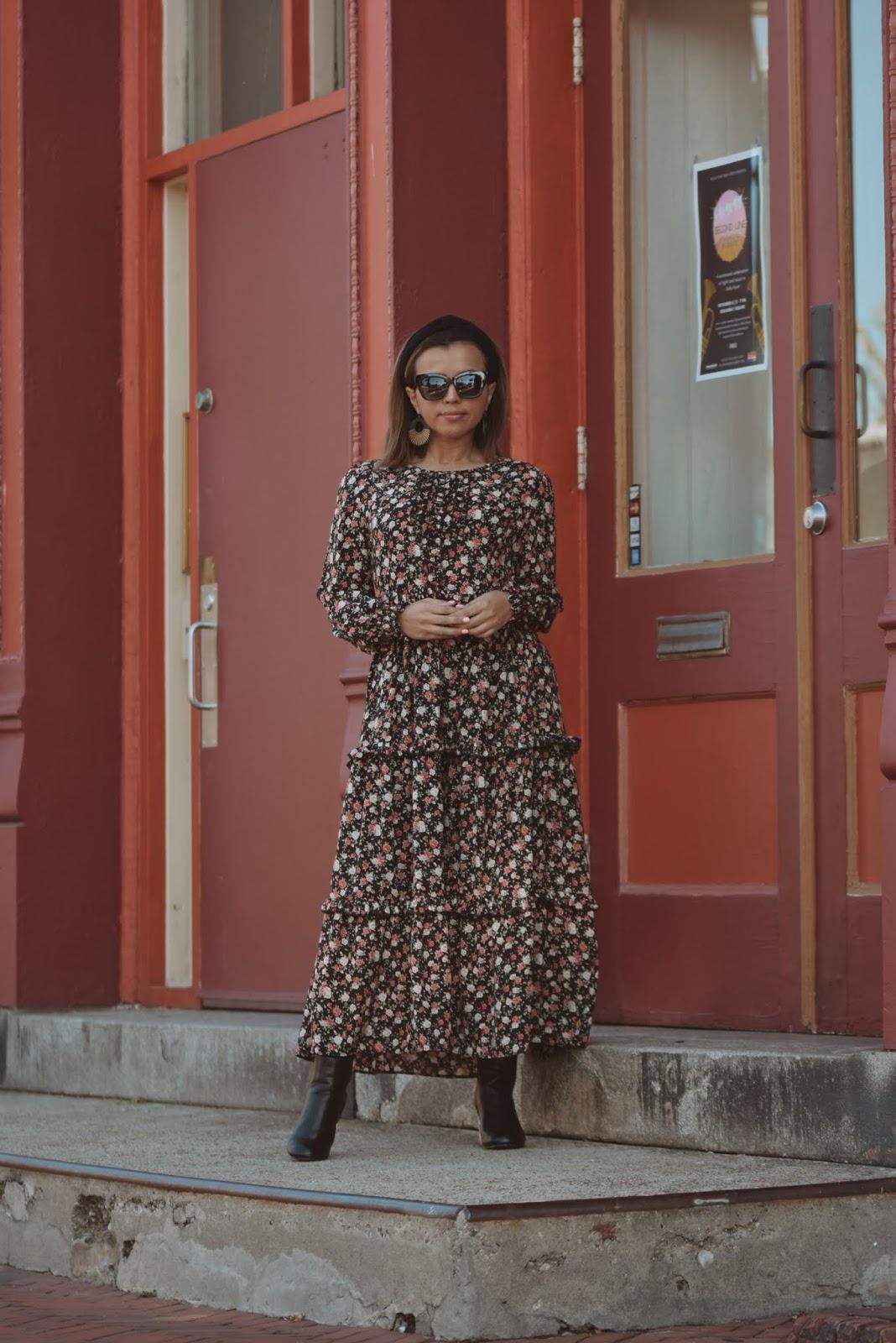 Se Llevan Las Flores Y Las Biker Jackets - SheIn Black Friday by Mari Estilo-dcblogger-mariestilo travels-canal de mariestilo-youtuber-moda-fashionista-