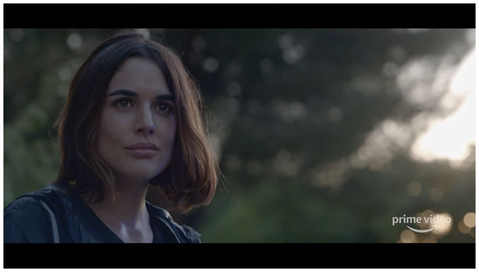 Adriana Ugarte interpreta a Isabel Mora en «Parot»