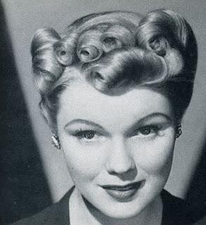 pin curl