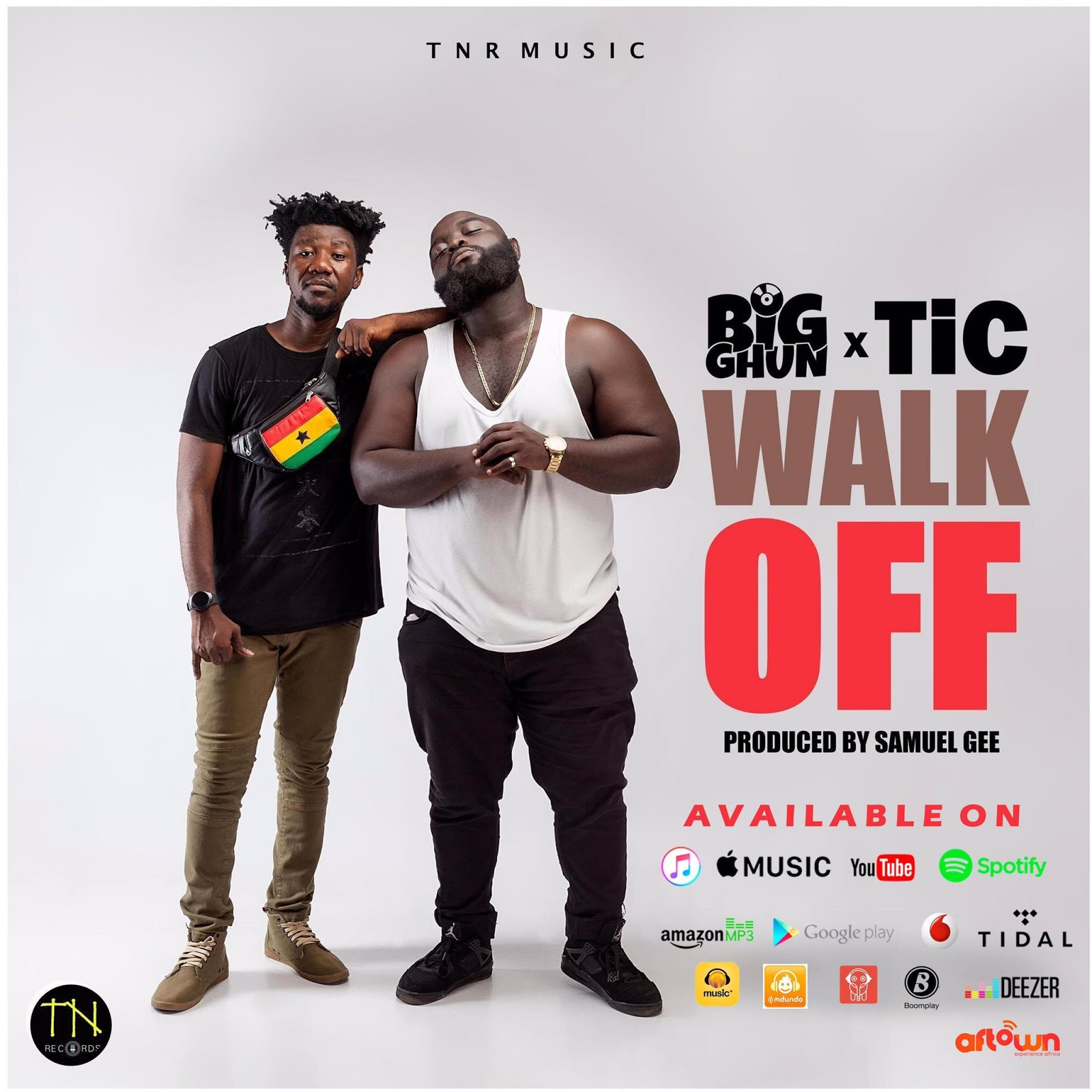 Music Download] Big Ghun ft TiC - Walk Off (Prod by Samuel G)