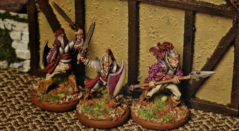 Elves in ambush