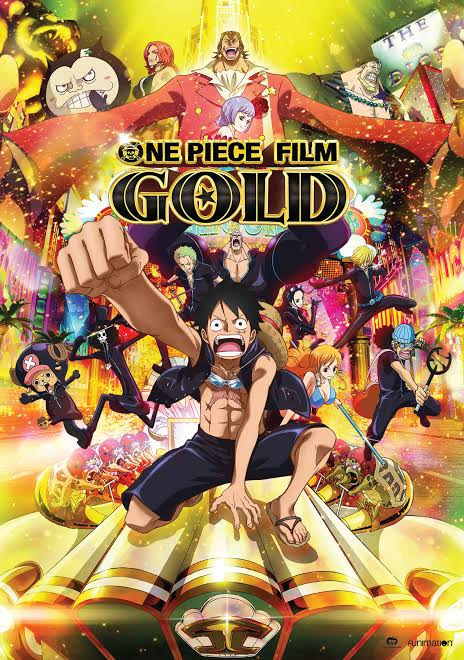 One Peace Film : GOLD BD