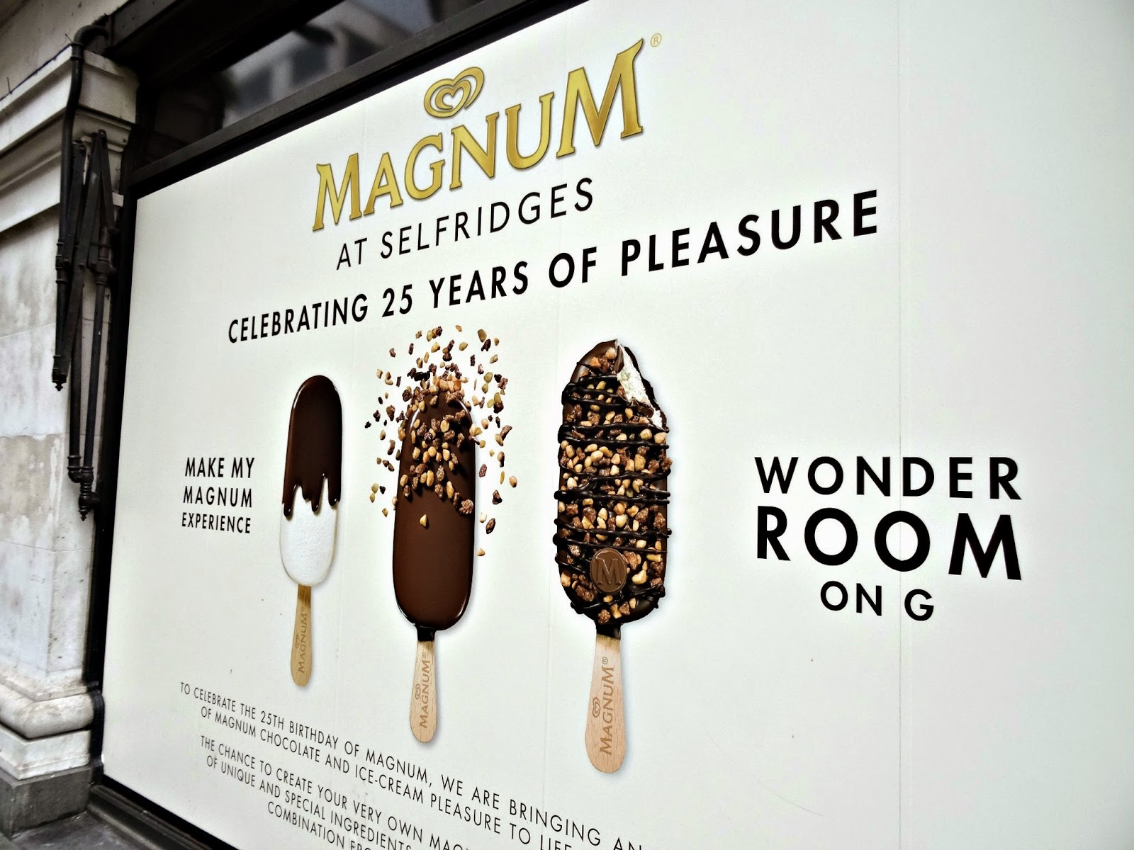 Magnum Pop-Up London