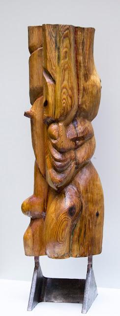 Foto talla de madera