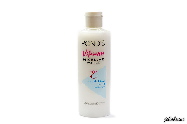 Pond's Vitamin Micellar Water Nourishing Milk