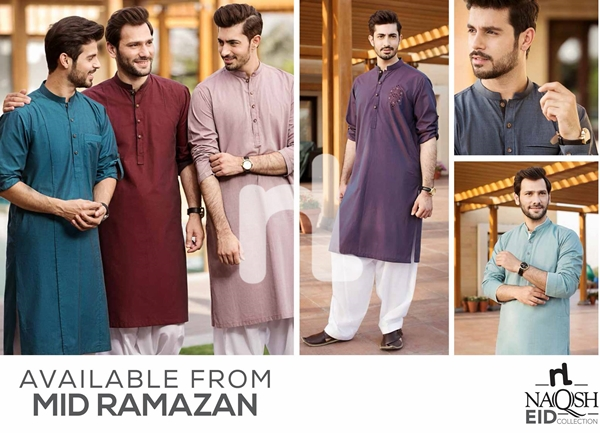 nishat linen eid collection 2017 for men