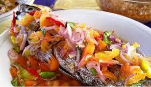 Ikan Tongkol Bakar Colo Dabu Dabu 1