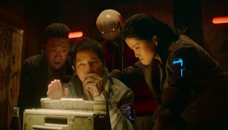 Download Space Sweepers (2021) Dual Audio Hindi Full Movie 720p HDRip || Moviesbaba 1