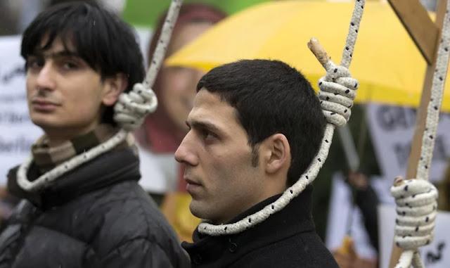 executar homossexuais