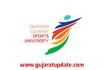 Swarnim Gujarat Sports University Gandhinagar Recruitment for University Engineer Post 2020