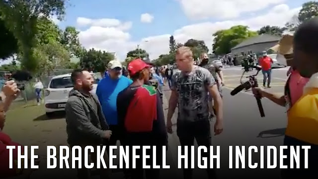 Angry Brackenfell