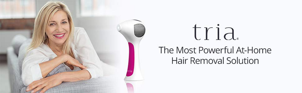 Tria Beauty Hair Removal Laser 4X for Women and Men Review