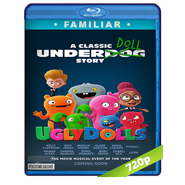 UglyDolls: Extraordinariamente feos (2019) BRRip  720p Audio Dual Latino-Ingles