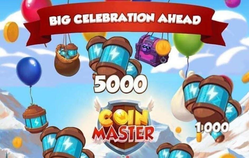 update coin master
