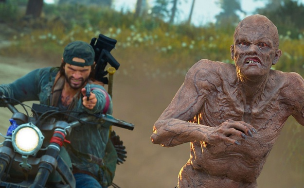 Days Gone is coming to PC