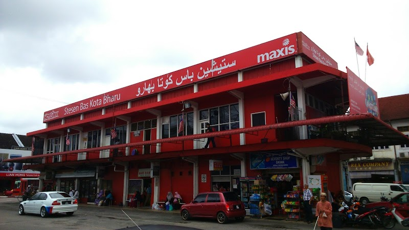 Kenangan Stesen Bas Kota Bharu