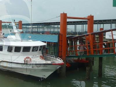 Memberatkan Warga Lakukan Perjalanan Laut di Kepri, Tiket Rp 55 Ribu dan Tes Antigen Rp 85 Ribu
