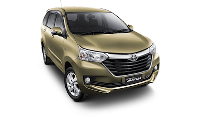 Grand New Toyota Avanza Warna Beige Metallic