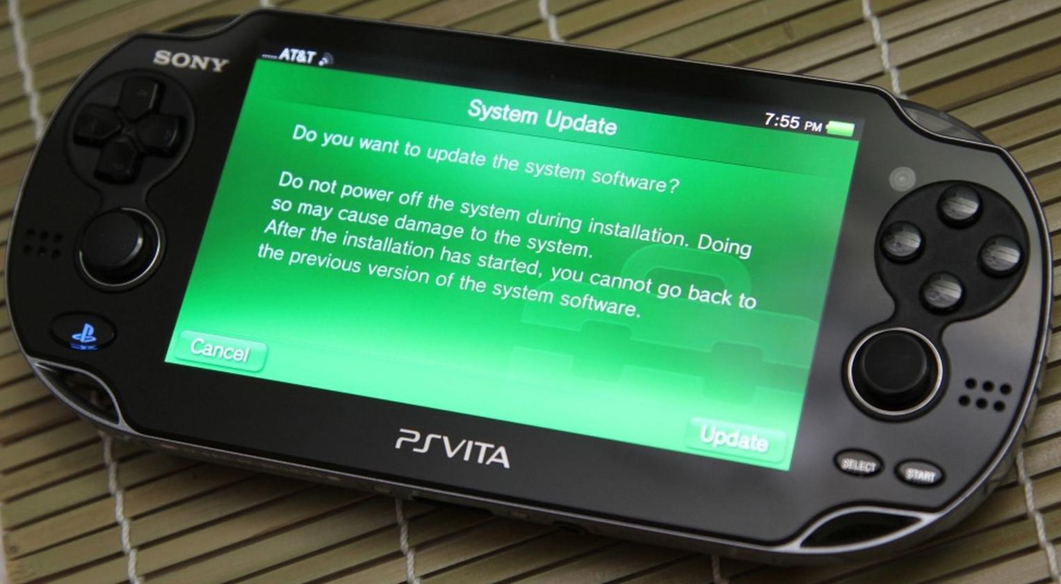 Sony PlayStation Vita Firmware 3 71 Released, Breaks The